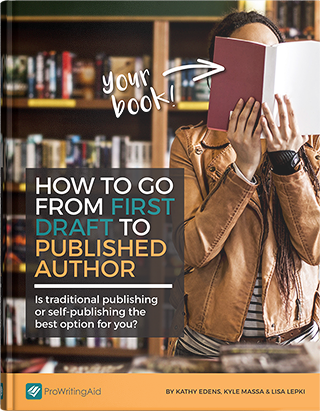 How to Go from First Draft to Published Author