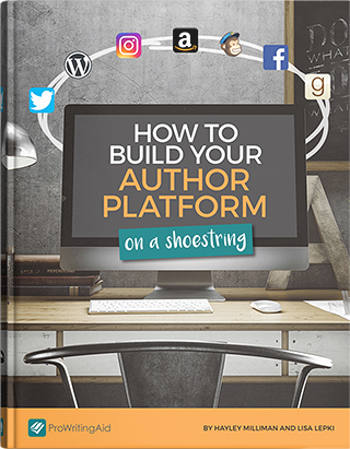 How to build your author website on a shoestrong