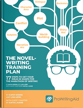 The Novel Writing Training Plan
