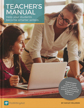 ProWritingAid Teacher's Manual Free Download