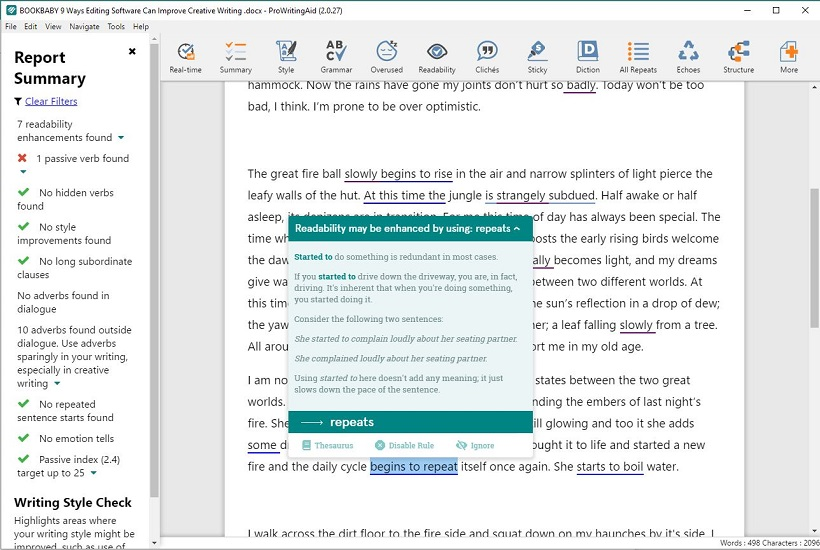 ProWritingAid Desktop App