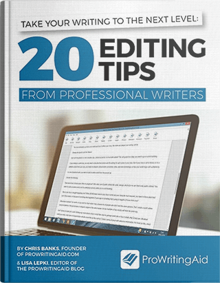 20 editing tips from professional writes