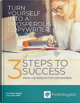 Turn Yourself Into a Prosperous Copywriter